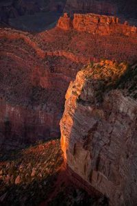 Sunset from Hopi Point, Grand Canyon National Park