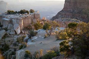 Sunrise from Moran Point, Grand Canyon National Park