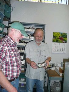 Jim and Joe at Tempe Camera Repair