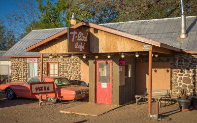 Discoveries on Highway 89-Wickenburg to Prescott