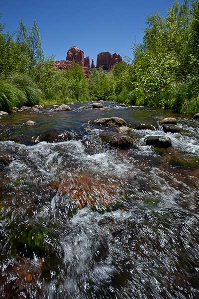 Oak Creek & Cathedral Rock, Sedona, Arizona