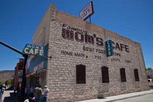 Mom's Cafe in Salina, Utah