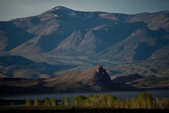 Piute Reservoir and State Park, Utah