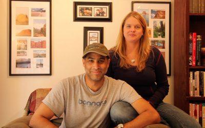The Honeymooners in Jackson, Wyoming