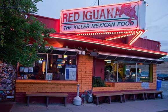 The Red Iguana in Salt Lake City