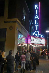 Rialto Theater, Tucson, Arizona
