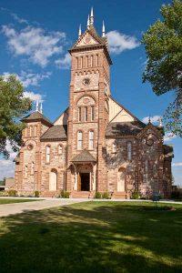 Morman Tabernacle-Paris, Idaho