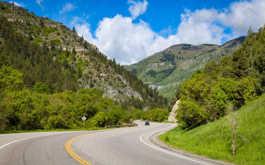 Five Outstanding Scenic Drives on US Route 89