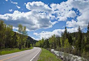 Kings Hill Scenic Byway, Little Belt Mountains, Montana