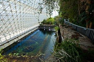 The Oceon Biome, Biosphere 2, Tucson, Arizona