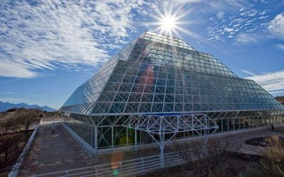 From Mars Colony to Earth Lab-Biosphere2