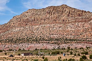 Echo Cliffs along US Route 89 in northern Arizona