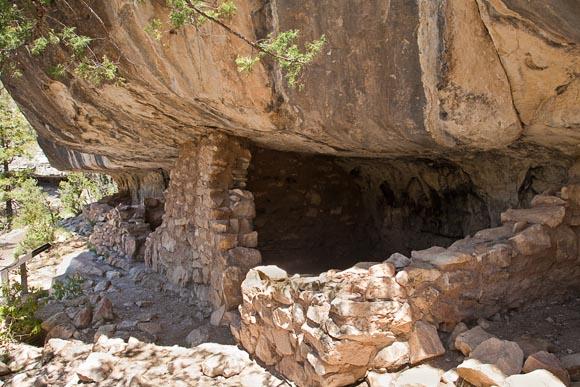 Walnut Canyon National Monument, Arizona