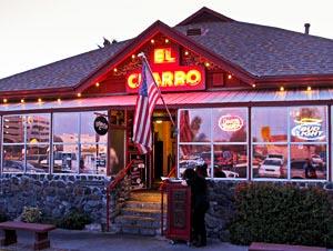 El Charro Mexican Restaurant In Tucson Arizona