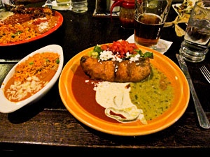 El Charro Café Serves Great Mexican Food in Tucson, Arizona