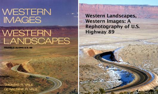 Western Images, Western Landscapes 1989 & 2010