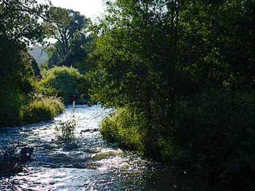 Panquitch Creek, Utah