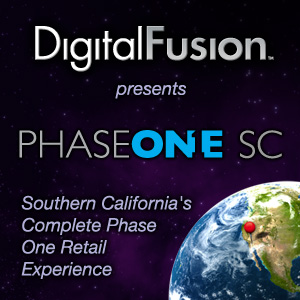 Digital Fusion-Phase One Medium Format Digital Cameras