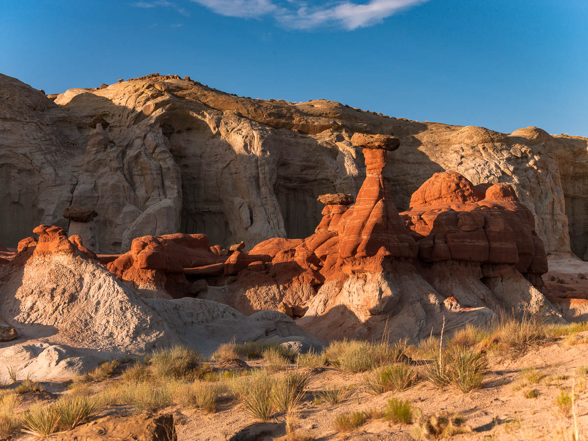 The Toadstools, Grand Staircase-Escalante National Monument, Utah