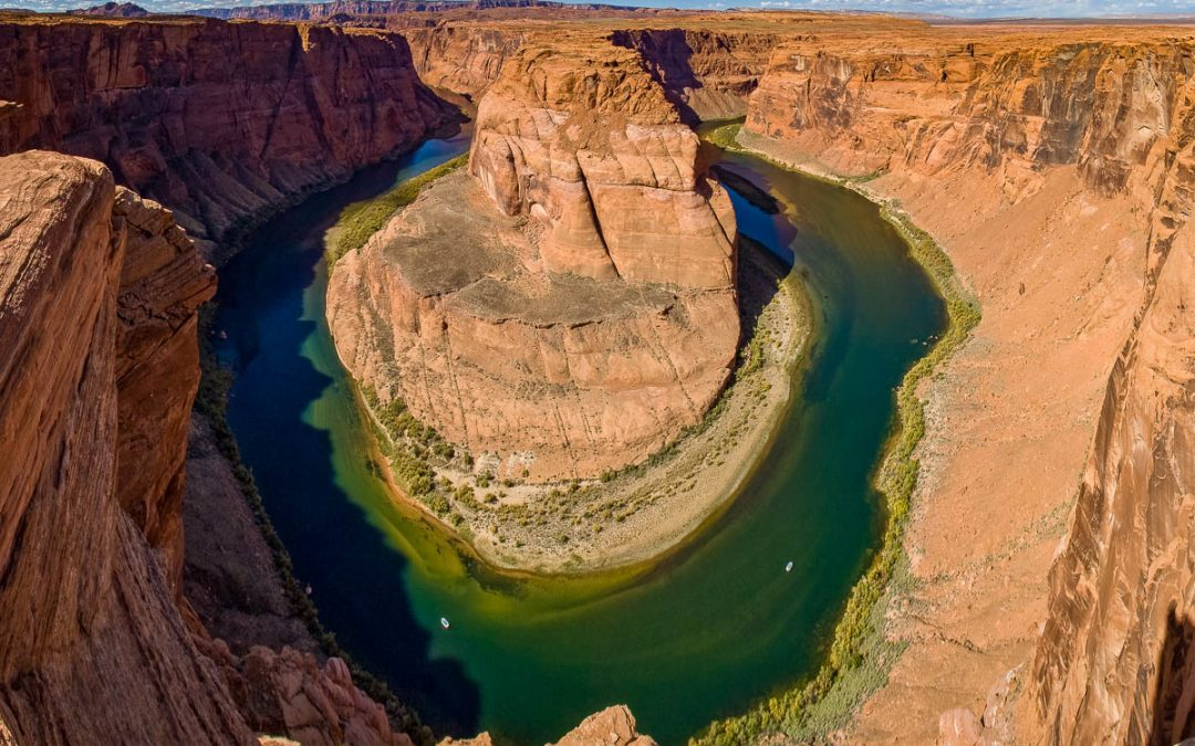 US Route 89 Roadside Attraction: Horseshoe Bend Overlook