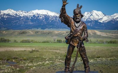 US Route 89 Roadside Attraction: Thunder Jack