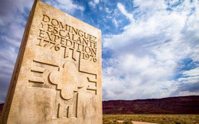 US Route 89 Roadside Attraction: Domingues-Escalante Historic Site