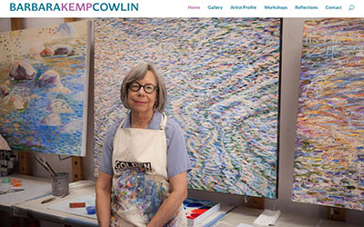 Barbara Kemp Cowlin Website