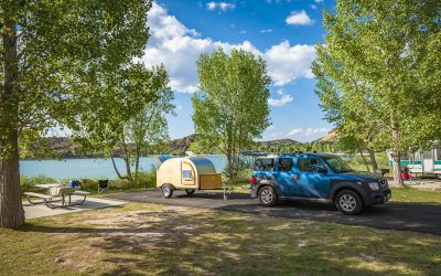 Camping in State Parks on US Route 89