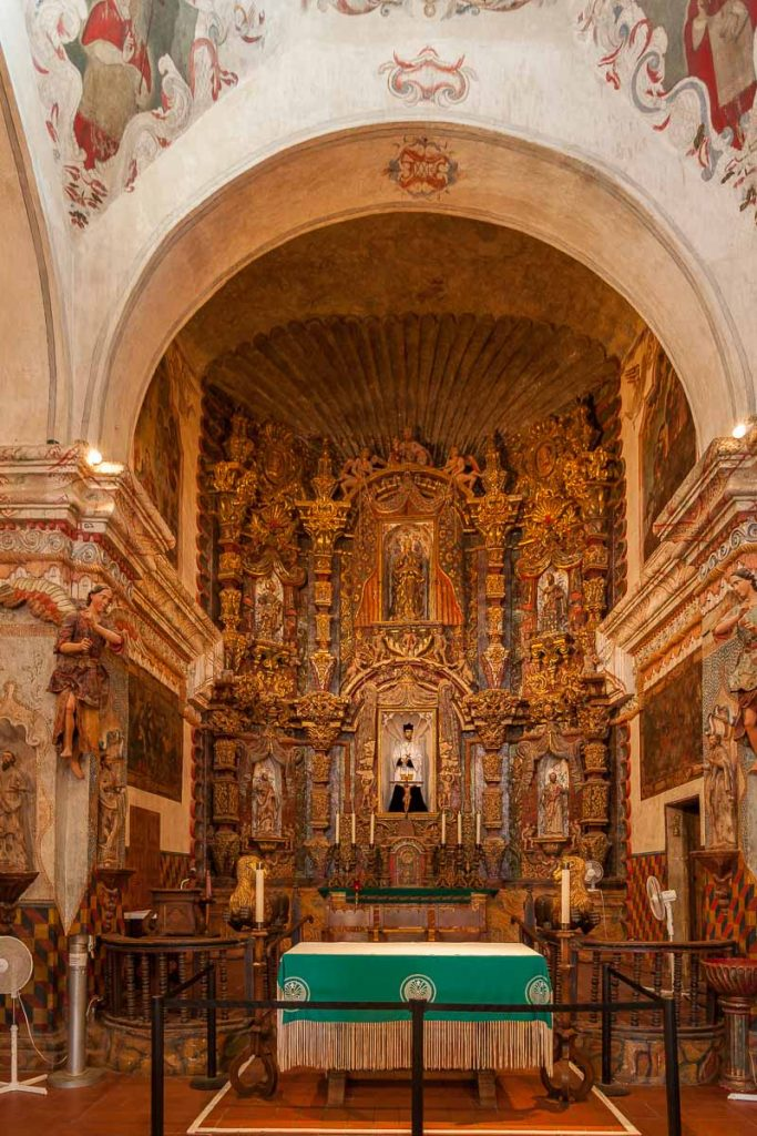 Mission San Xavier del Bac, Arizona