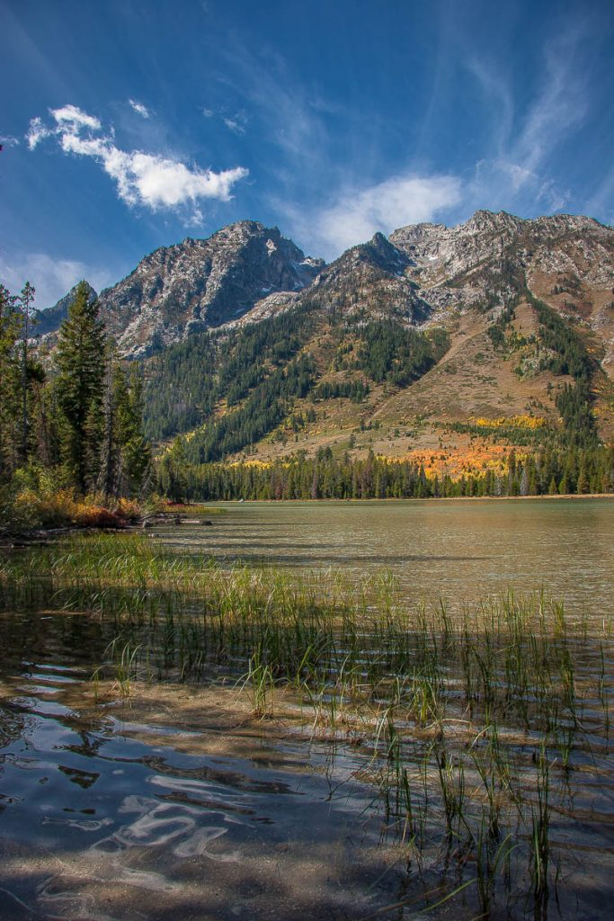 String Lake Trail-Grand Teton National Park, Wyoming