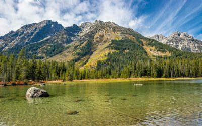 US Route 89 Roadside Attraction: String Lake Trail