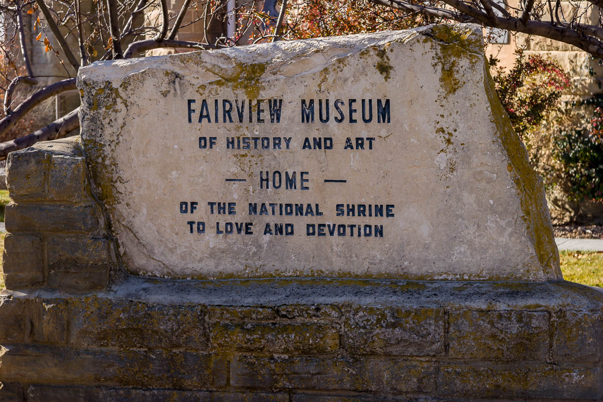 Fairview Museum of History and Art, Utah