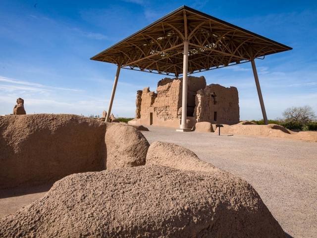 Casa Grande Ruins National Monument, Arizona