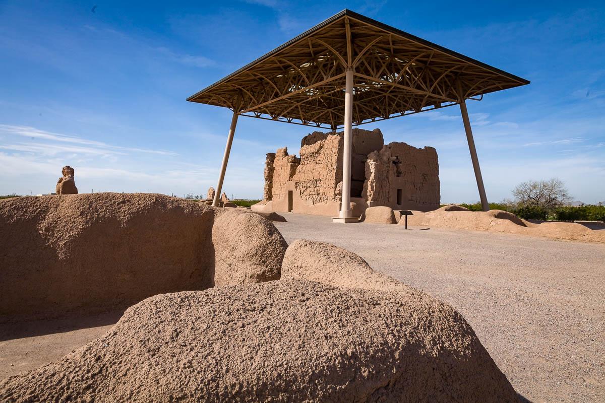 Casa Grande Ruins National Monument, Arizona