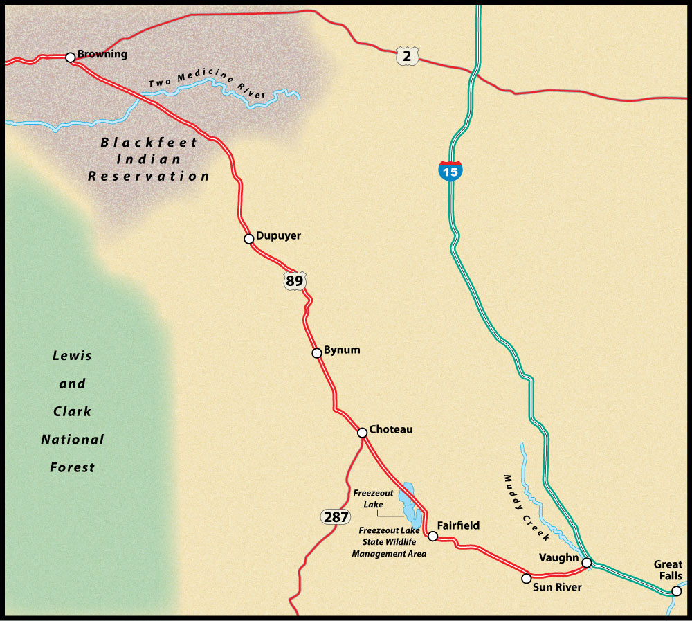 us route 89 road trip map book choice image