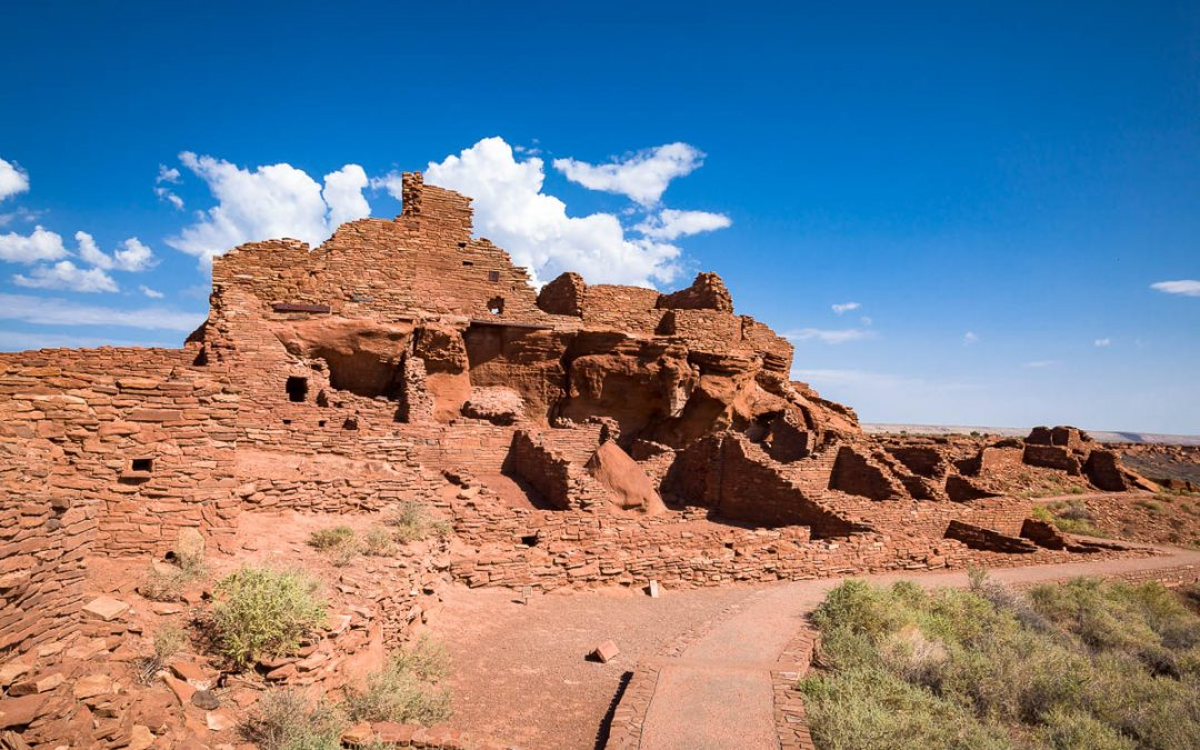 5 National Monuments on US 89 Highlight Prehistoric Indian Cultures