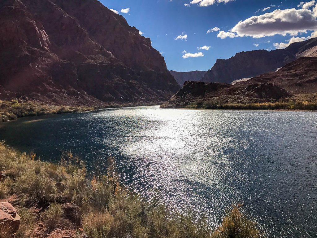 Lee's Ferry, Glen Canyon National Recreation Area, Arizona