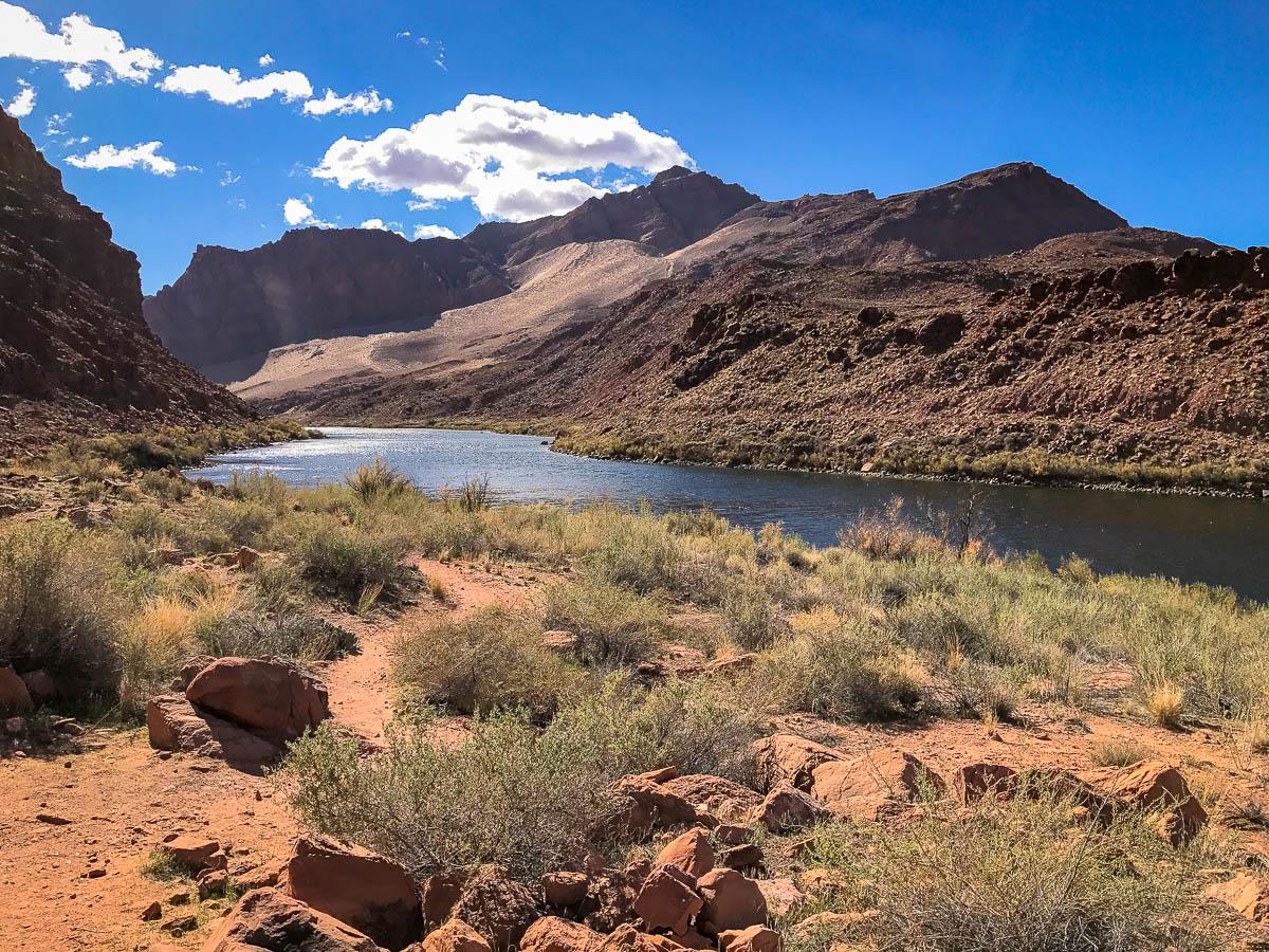Lee's Ferry, Glen Canyon National Recreation Area, Arizona