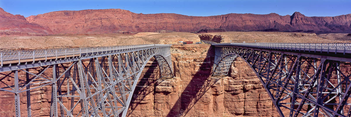 Navajo Bridge, Arizona