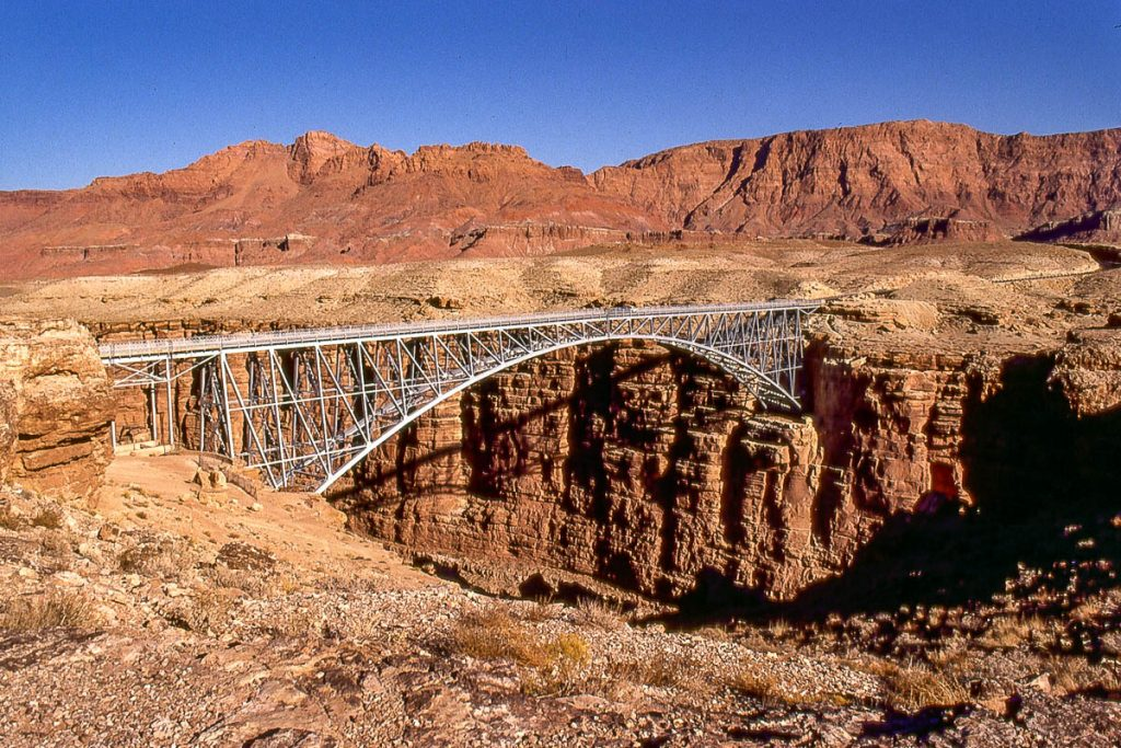 Navajo Bridge, Glen Canyon National Recreation Area, Arizona