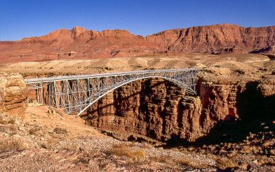 US Route 89 Roadside Attraction: Navajo Bridge