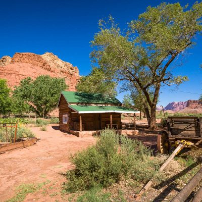 Lonely Dell Ranch, Glen Canyon National Recreation Area, Arizona