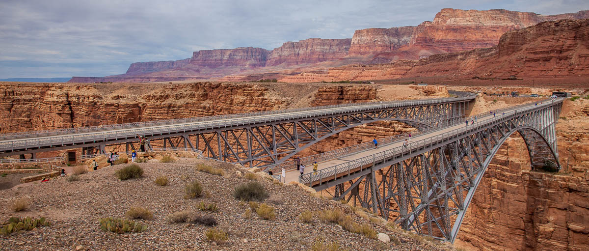 Navajo Bridge, Lee's Ferry and Lonely Dell Ranch
