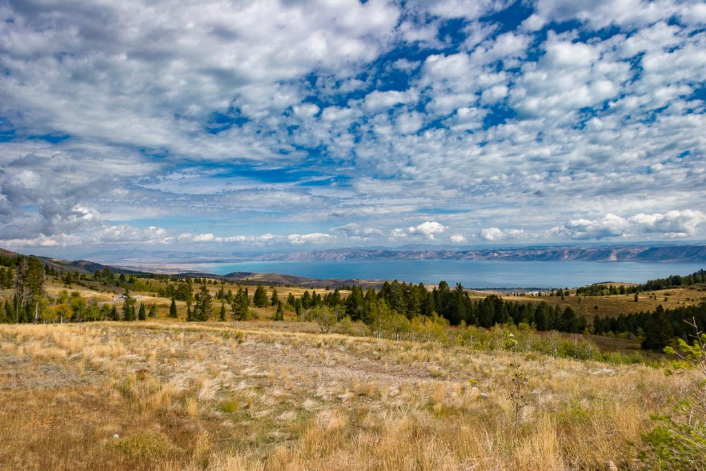 Bear Lake, Utah and Idaho
