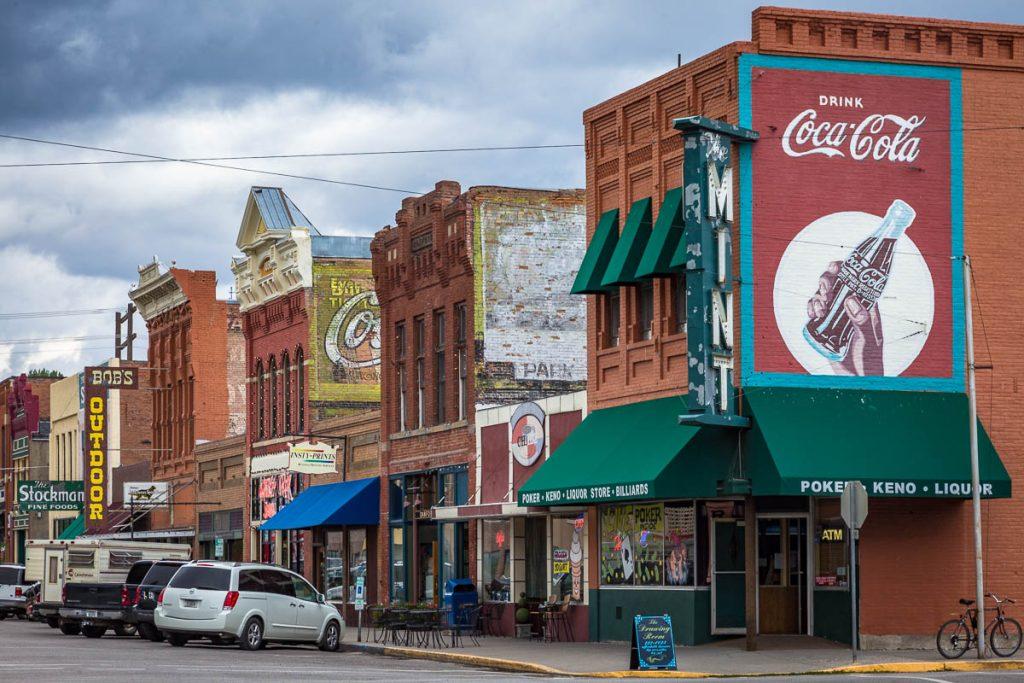 Livingston, Montana
