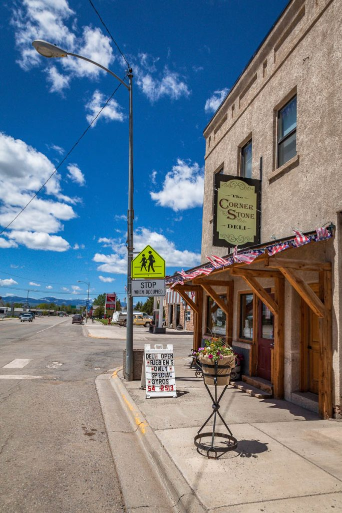 White Sulphur Springs, Montana