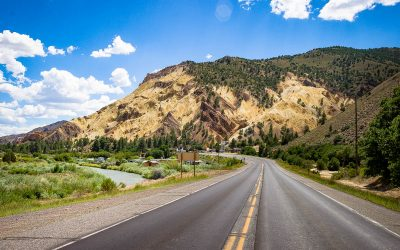 Renting an RV for a One-Way Road Trip on US Route 89