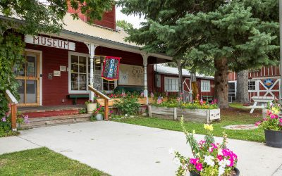US Route 89 Roadside Attraction: Old Trail Museum