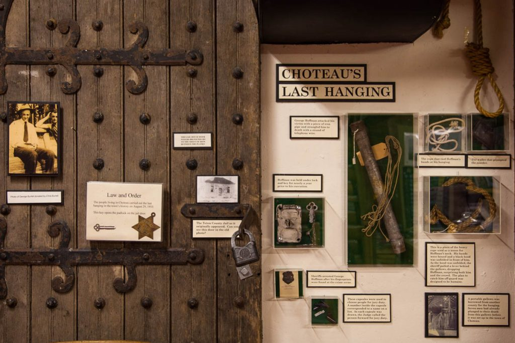 Old Trail Museum, Choteau, Montana