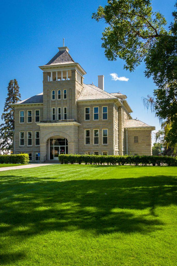 Choteau, Montana